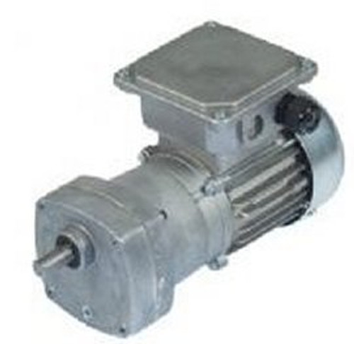 Bison 017-175-0025 Gear Motor 1/12 hp 63 RPM 230/460V 60/50HZ.