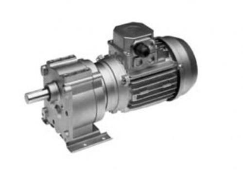 Bison 017-246-0005 Gear Motor 1/4 hp 336 RPM 230/460V