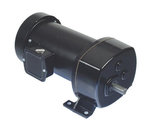 Bison 011-483-4197 Gear Motor 1/4 hp 8.7 RPM 90VDC