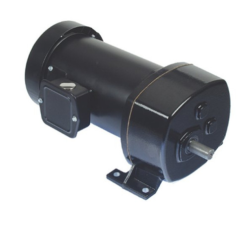 Bison 011-483-4028 Gear Motor 1/4 hp 60 RPM 90VDC