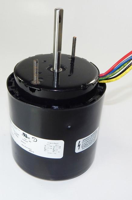 "D419 Fasco Motor 1/15 hp 1550 RPM 115/230V CCWSE TEFC 3.3"""