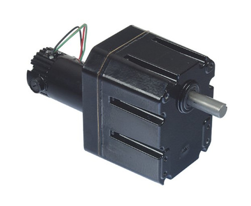 Bison 011-656-1412 Gear Motor 1/20 hp 1.3 RPM 90VDC