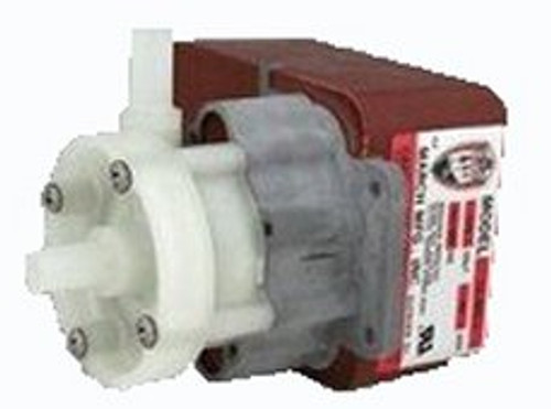 "March Pump 1C-MD-230V; 1/4"" Inlet/Outlet"