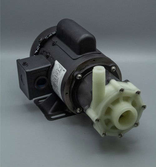 "March Pump TE-5C-MD; 1"" FPT Inlet/ 1/2"" MPT Outlet; 115/230V"