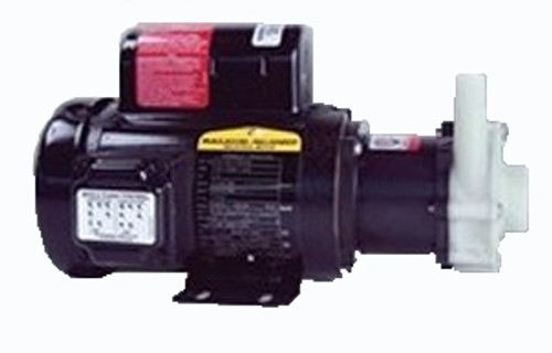 """March Pump TE-5K-MD; 1"""" FPT Inlet/ 1/2"""" MPT Outlet; 115/230V"""