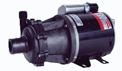 """March Pump TE-5.5C-MD-AC; 1"""" FPT Inlet/ 3/4"""" MPT Outlet; 115/230V"""