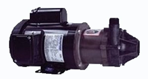 "1 HP March Pump TE-7R-MD-1PH-1HP; 1.5"" FPT Inlet/ 1"" MPT Outlet; 115/230V"