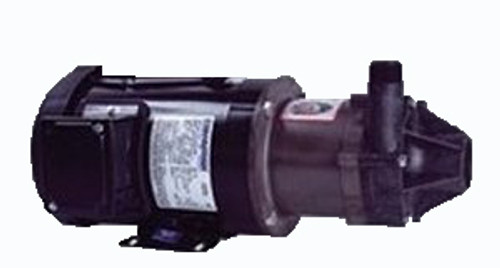 """3/4 HP March Pump TE-7R-MD-3PH; 1.5"""" FPT Inlet/ 1"""" MPT Outlet; 230/460V"""