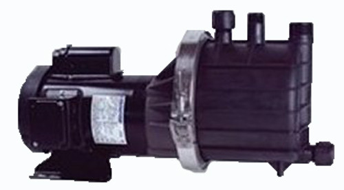 "1 HP March Pump SP-TE-7P-MD-1PH; 1.5"" FPT Inlet/ 1"" MPT Outlet; 115/230V"