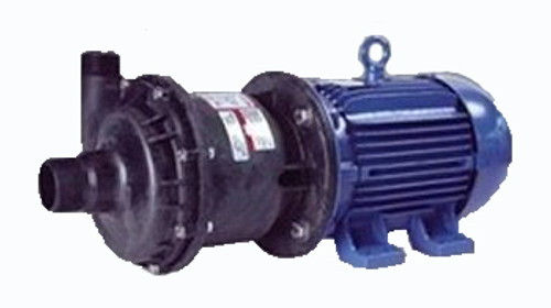 "3 HP March Pump TE-8C-MD-3PH-CHEM; 2"" FPT Inlet/ 1.5"" MPT Outlet; 230/460V"
