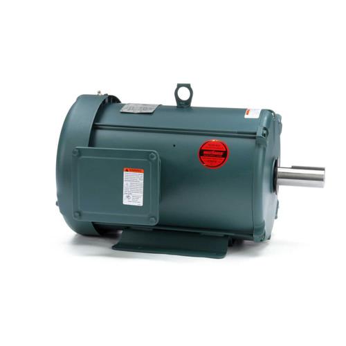 141291.00 Leeson |  7.5 hp 1800 RPM 213T Frame TEFC 575V