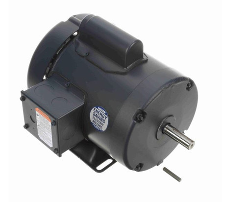 113916.00 Leeson |  1/3 hp 2850 RPM 56 Frame TEFC Rigid Base 110/220V 50hz.