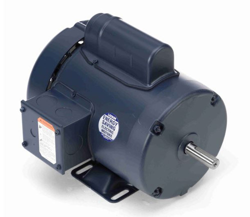 110064.00 Leeson |  1/2 hp 1425 RPM 56 Frame TEFC Rigid Base 110/220V 50hz.