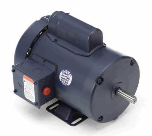 3/4 hp 1425 RPM 56 Frame TEFC Rigid Base 110/220V 50hz. Leeson # 113910