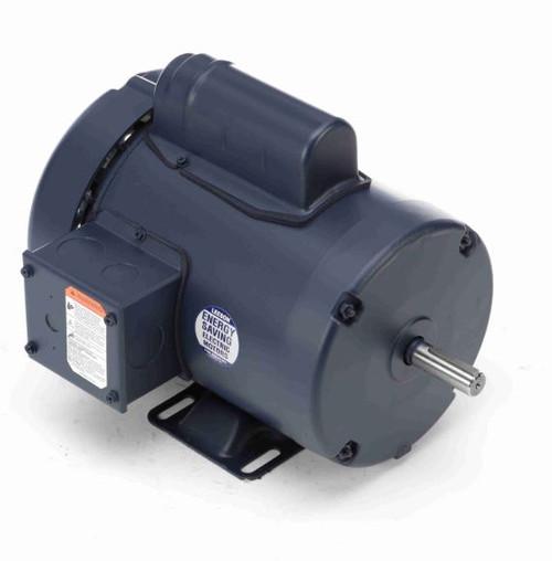 1 hp 2850 RPM 56 Frame TEFC Rigid Base 110/220V 50hz. Leeson # 113919