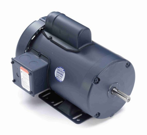 113920.00 Leeson |  1.5 hp 2850 RPM 56H Frame TEFC Rigid Base 110/220V 50hz.
