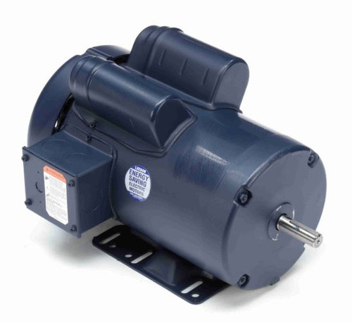 113936.00 Leeson |  3 hp 2850 RPM 56H Frame TEFC Rigid Base 220V 50hz.