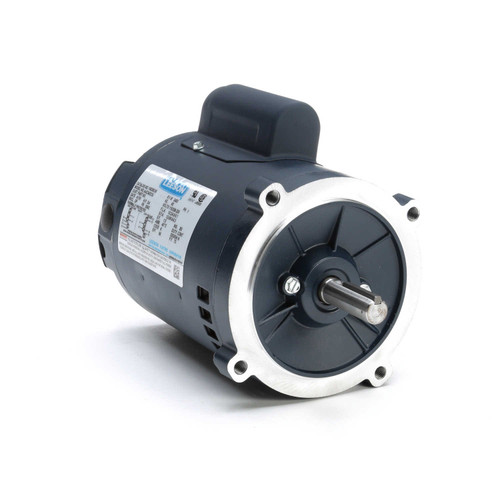 100205.00 Leeson |  3/4 hp 3450 RPM 56C 115/208-230V Well Pump Motor