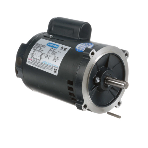 100722.00 Leeson |  1 hp 3450 RPM 56C 115/208-230V Well Pump Motor
