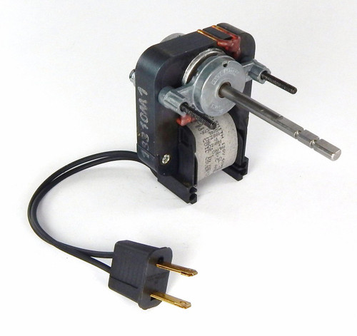 SS-613 Century C-Frame Vent Fan Motor .51 amps 3000 RPM 120V # SS-613 (CCW rotation)