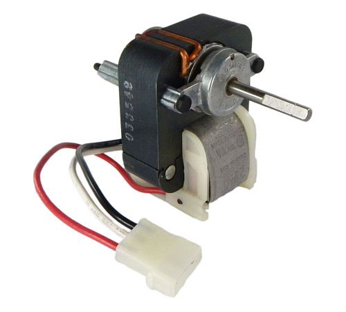 C01551 Century C-Frame Vent Fan Motor 1.15 amps 3000 RPM 2-Speed 120V # C01551 (CW rotation)