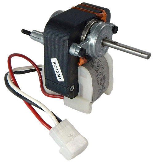 C01554 Century C-Frame Vent Fan Motor 1.47 amps 3000 RPM 2-Speed 120V # C01554 (CCW rotation)