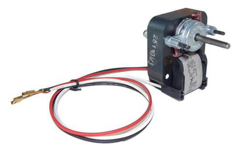 BR052000 Century C-Frame Vent Fan Motor 1.04 amps 2850 RPM 2-Speed 120V # BR052000 (CCW rotation)