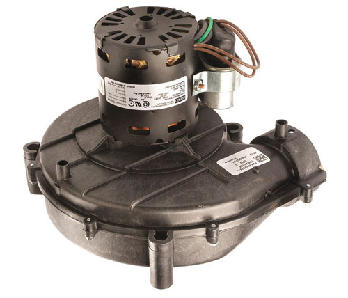 Fasco A165 York Furnace Draft Inducer (024-25960-000, 7062-3958) 115V