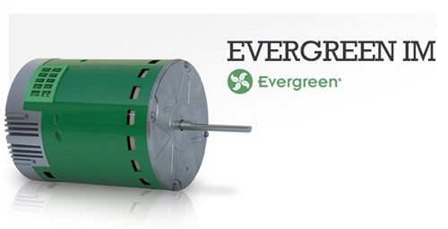 Brushless Direct Drive Blower Motor, ECM, 1 HP 115/230V Genteq 6010