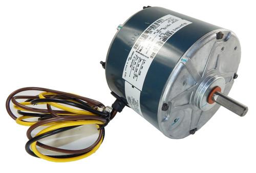 3S003 | Carrier Condenser Motor 5KCP39GFY917S 1/5 hp, 825 RPM, 208-230V Genteq