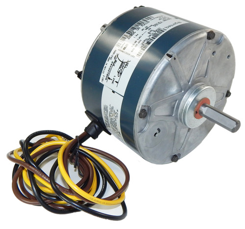 3S002 | Carrier Condenser Motor 5KCP39BGY916S; 1/15 hp, 800 RPM, 208-230V Genteq