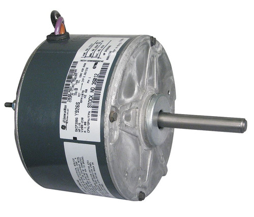 3S012 | Goodman Condenser Motor 5KCP39BGY926S 1/6 hp, 1075 RPM, 208-230V Genteq