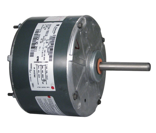 G3911 | Goodman Condenser Motor 5KCP39BGY831S 1/6 hp, 1075 RPM, 208-230V Genteq