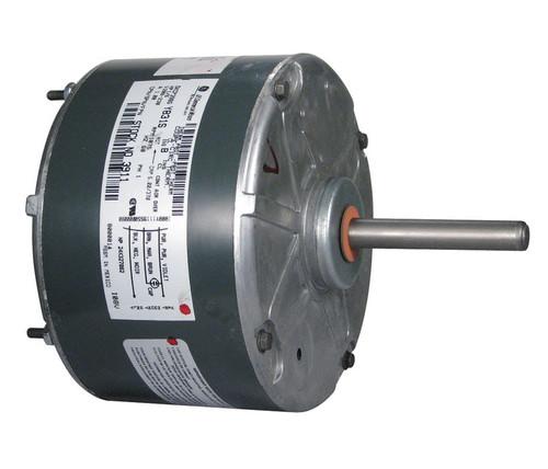 Goodman Condenser Motor 5KCP39BGY831S 1/6 hp, 1075 RPM, 208-230V Genteq # G3911