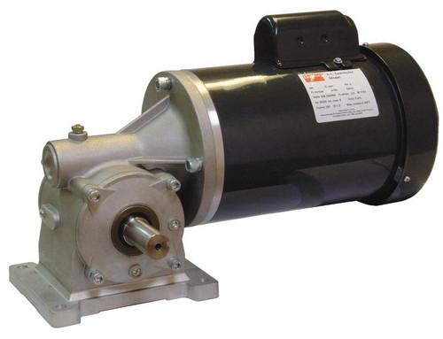 Dayton Gear Motor 3/4 hp 56 RPM 115/208-230 Volt 60 HZ # 4CVZ1