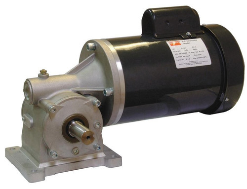 Dayton Gear Motor 3/4 hp 84 RPM 115/208-230 Volt 60 HZ # 4CVZ2