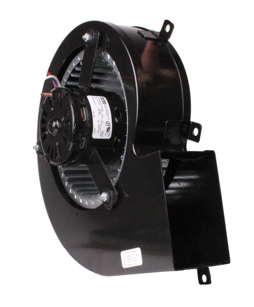 Draft Inducer Blower 115V 3-Speed Fasco # B47120 (Dayton Ref 4C754, 1TDR2)