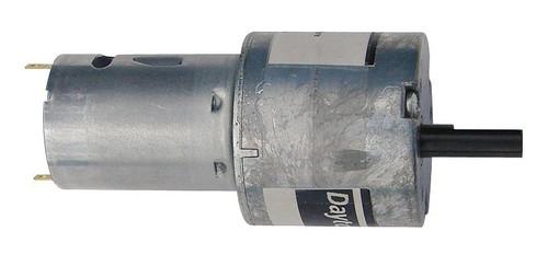 Dayton Miniature Parallel Shaft Gear Motor 24 RPM 12 Volt DC # 5VXT8