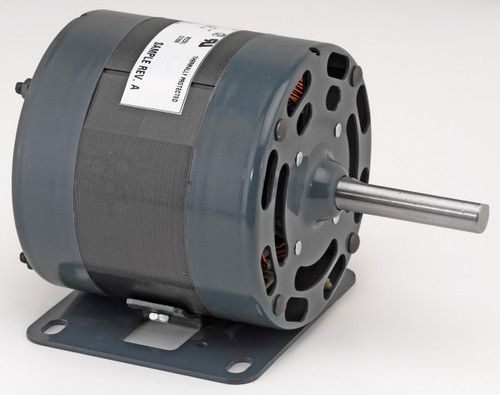 "Fasco D1006 Motor | 1/4 hp 1600 RPM CW 4.4"" Diameter 115 Volts (Thermal Transfer)"
