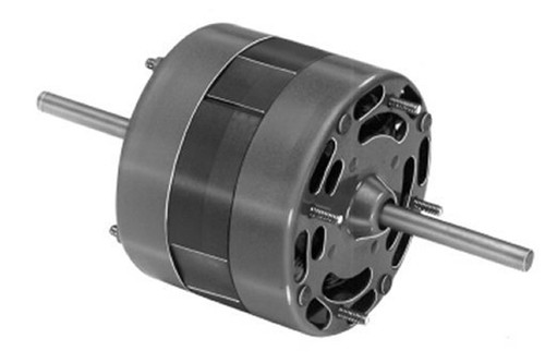 "Fasco D1012 Motor | 1/15 hp 1550 RPM 3-Speed 4.4"" diameter 115 Volts (Fedders)"