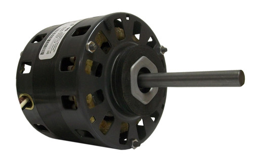 "Fasco D1016 Motor | 1/4 hp 1100 RPM CW 5"" Diameter 230 Volts (Fedders)"