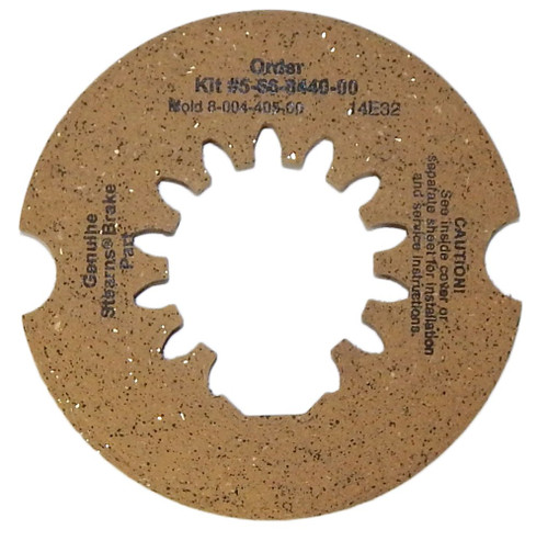 566844000 Stearns Brake Friction Disc (8-004-405-00)  # 5-66-8440-00