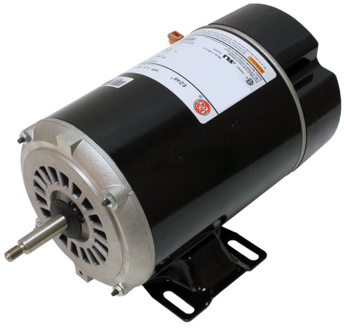 1 hp 3450/1725 RPM 48Y Frame 115V 2-Speed Pool & Spa Electric Motor US Electric Motor # EZBN37