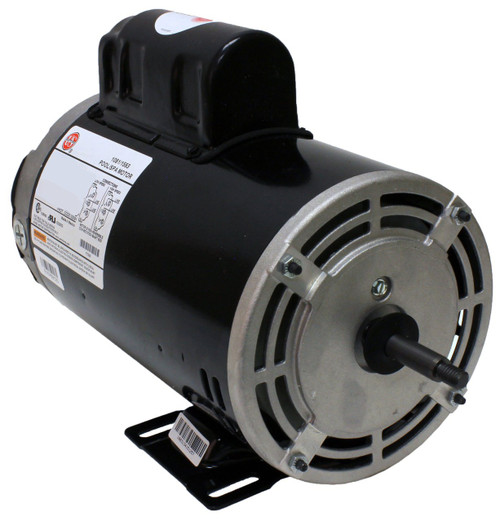 TT503 | 2 hp 3450/1725 RPM 56Y Frame 230V 2-Speed Pool & Spa Electric Motor US Electric Motor