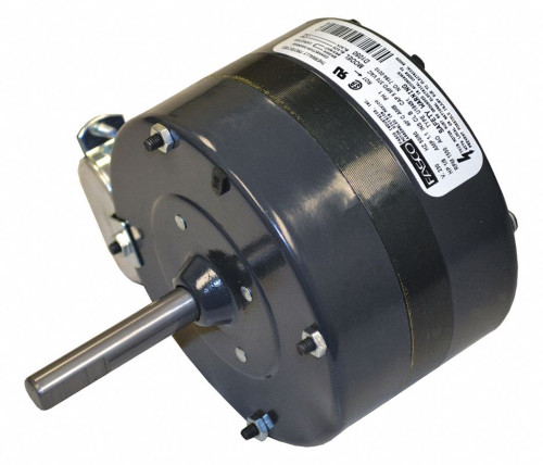 "Fasco D1050 Motor | 1/8 hp 1550 RPM 5"" Diameter 230 Volts (GE Trane)"