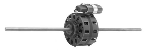 """1/25 hp 2-Speed CW 5"""" Diameter 115V (Trane) Fasco # D1051"""