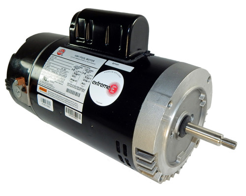 ASB2975 | 1 hp 2-Speed 56J Frame 230V; 2 Speed Swimming Pool Motor US Electric Motor