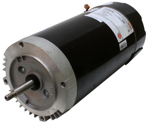 1.5 hp 3450 RPM 56J Frame 208-230/460V Three Phase US Electric Motor Pool Motor # EH617