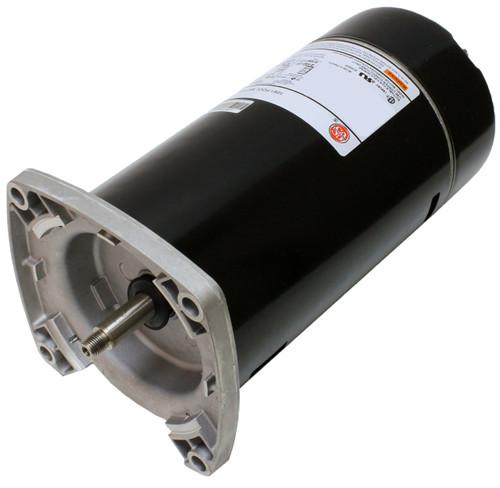 ASQ125 | 1 hp 3450 RPM 48Y Frame Square Flange 115/230V Pool Motor US Electric Motor