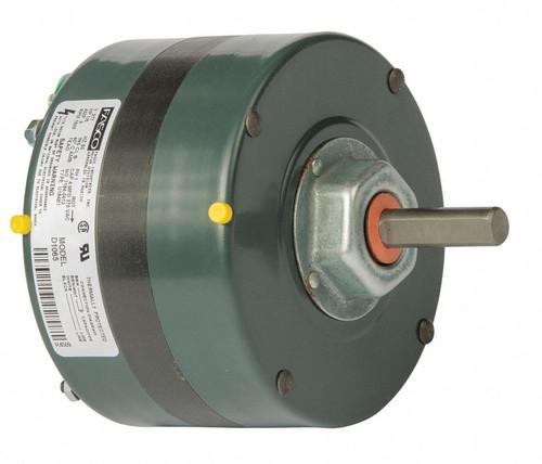 "1/6 hp 1600 RPM CCW 5"" diameter 277V (American Air filter) Fasco # D1065"